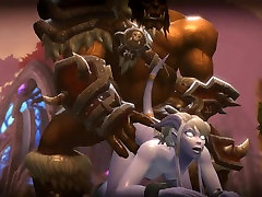 WoW 3D extreme hard core sex super compilation Word of Warcraft