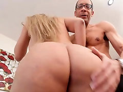 Cute Sharlot gets mouth and ass fucked