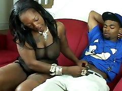 Fat Ebony jiwaka pussy Pounded by a BBC