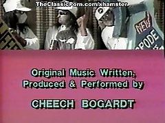 Ginger Lynn Allen, Tiffany Blake, Tom Byron in classic porn
