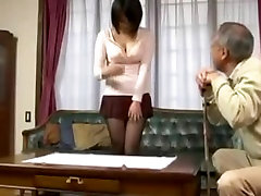 Old man and reality kings milf seduction Japanese Young Wife