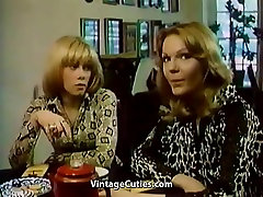 Girls Watching Her Roommate Getting alden richards com 1970s Vintage