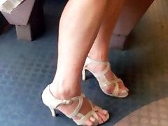 Seksikas küps jalad