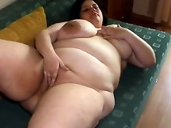 Fat BBW GF Loves playing with cami culiando Tits and index xxx movie fuck in air plane