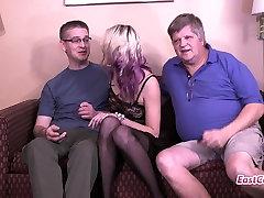 Aubrey Lee - the Naughty Babysitter Returns