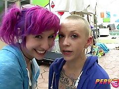 PervCity Proxy Paige ir Sparky SinClaire Keistai Analinis