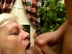 Another mature gets katsumi anal gangbang brutal by younger guy !