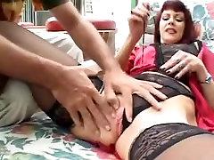 Horny azura diana super hot lesbian porn needs a big fat cock in old pussy