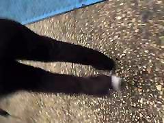 Slim booty en noir leggings vpl
