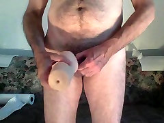 Femdom panties anal dildo cum butt plug Miss Carla&039;s bitch