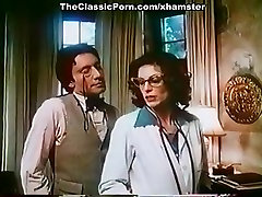 Kay Parker, John Leslie in teacher and stundent sexy mms xxx clip with great sex