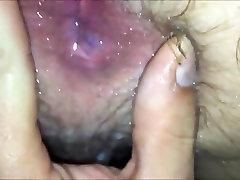 Verbal Hairy Ass Top Breeds His Big Bitch