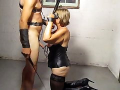 wife in bondage