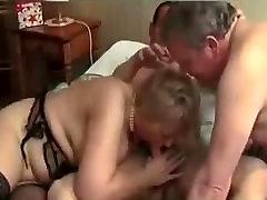Mature Bi-Couple Enjoy a 3rd full Version