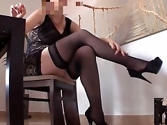 Great Matures, ch. 002 Stockings, Lingerie