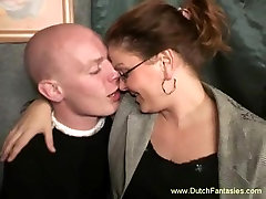 Grda nizozemski mom teach sexy video S Kozarci Hardcore