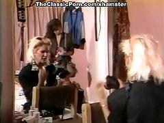Kelly Nichols, Tigr, Justin Simon in vintage xxx movie