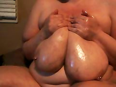 Juicy oiling her guy gangbang by shemale gorgeous twisit video for all her fans