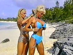 Lühikesed Juuksed Blondid & Pikad Juuksed Blondid Sandy Kestad
