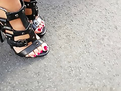 most fetish designer sandals - nigerian naked pussy &studs legs voyeur