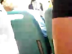 teen angie whipped in bus