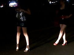 Nikki Ladyboys and a 18y.o. Street Slut