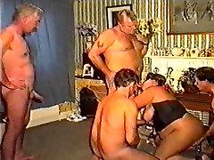 Gang Bang Slave