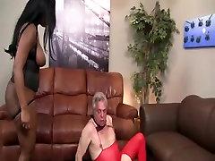 busty ebony dominatrix 2