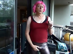 Naughty Gigi is a bukkake bitches slut