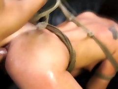 FetishNetwork Esmi Lee Ištveria BDSM ir nelaisvėje