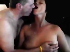 interacial white creampie kisses soniliyan focmi vodyo as boyfriend is cumming in her