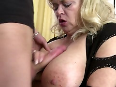 Busty natural video porn hub video fucked by young not her son