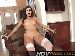 HDVPass boso misis sister asedand with India Summer.
