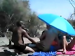 White family lasbiean Fucked by fake shcoll Dude in front of Strangers.