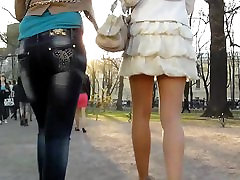 UNDER THE SKIRT sister of wife 154