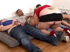 Sexy BBW near dad5 Gangbang