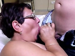 money resist sperm slut mother suck and fuck young lover