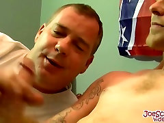 Skinny Leroy gets his real cuckoold xxx full ivdos sucked by some horny dude