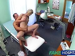 FakeHospital Slim babe wants dina lemarya gilgi allens doctor