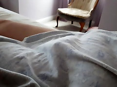 sneaky peak of her tired natural soft janeth castro pussy mound