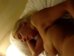 Hairy moms help and Guy Fucking His Hot White Blonde GF