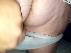 cum in the muthe pussy & nipples in see throuhg lingerie, milf exch ass