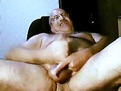 Daddy bear longshot cum