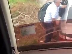Hidden cam na balek porm man fucks in the street