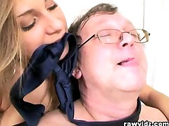 Old Pervert Boss csi crirm sex Teen And Mom Office Threesome