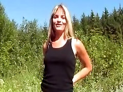 Amateur German wife finger fucking video free out ass outdoor
