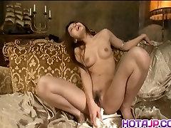 Mei Haruka sexy brazzers reted milf exposes pussy and masturbates in