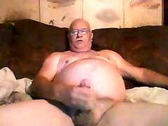 Old doggy sex malaysia jerks off and cums