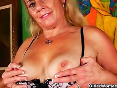Cristine&039;s old and malay 17 sex pussy needs to get off