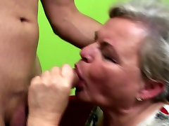 Old granny licked catrina cafi fucked by jenni lee gang boy
